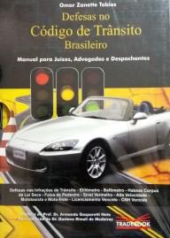 Livro Defesas No Código De Trânsito Brasileiro
