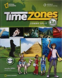 Livro Time Zones Student's Book Combo Split 3A