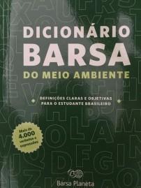 Dicionário Barsa Do Meio Ambiente - Frete Grátis