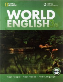 Livro World English Combo Split 3B Student Book with Student CD-ROM