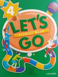 Livro Let's Go 4 Student Book Second Edition